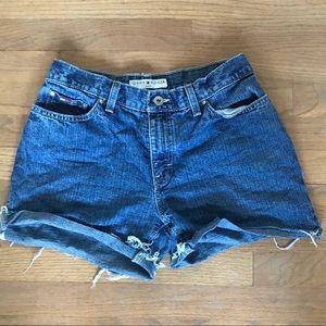 Tommy Hilfiger Vintage Highwaisted Shorts